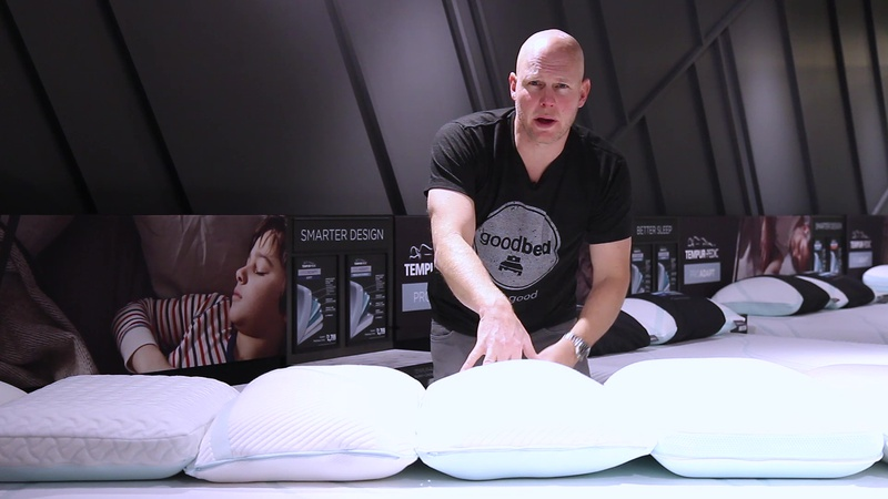 Tempur Adapt Cooling Pillows Our Expert Overview Goodbed Com