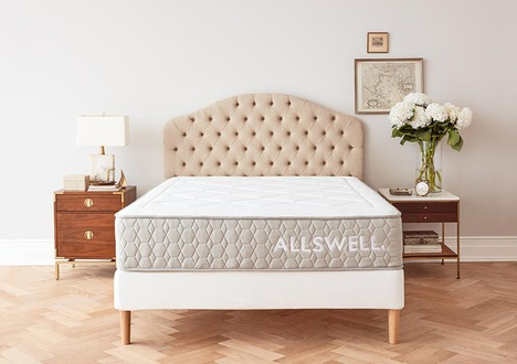 Allswell Luxe Classic, Firmer: Medium-Firm Hybrid