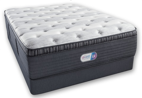Beautyrest Platinum Haven Pines Luxury Firm Pillow Top