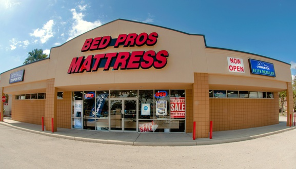 Bed Pros Mattress St. Petersburg