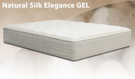 Bedinabox Natural Silk Elegance Gel Mattress Reviews