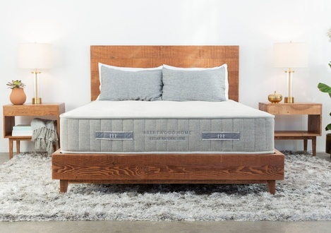 Brentwood Home Cedar Natural Luxe Hybrid