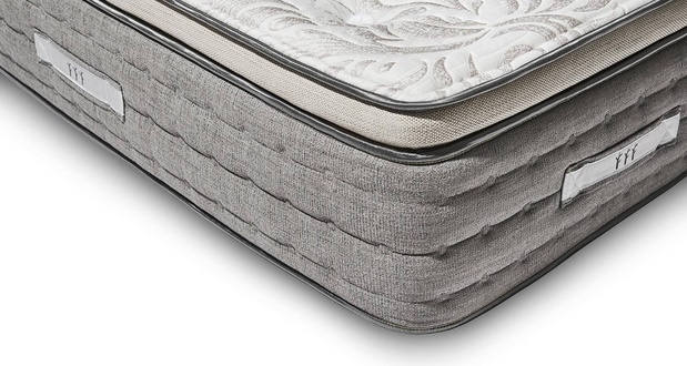 Brentwood Home Sequoia Euro Pillow Top