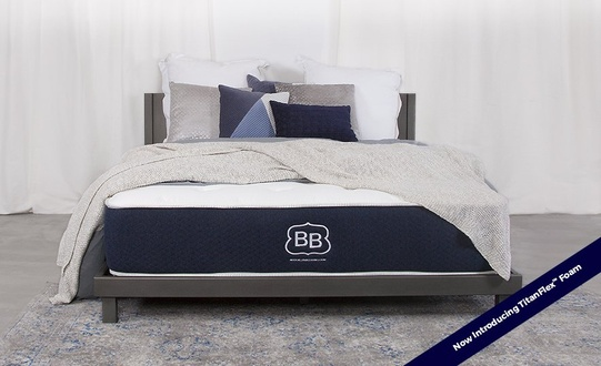 Brooklyn Bedding #BestMattressEver (TitanFlex)