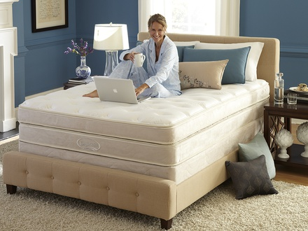 Comfortaire Waterbed Replacement Bed
