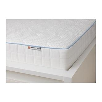 ikea knapstad mattress reviews. Black Bedroom Furniture Sets. Home Design Ideas