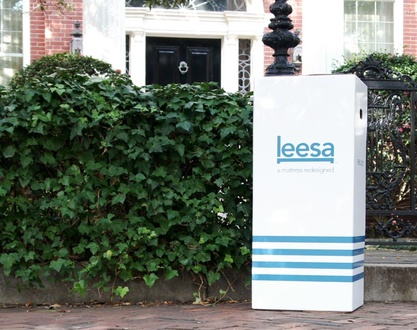 Leesa Mattress Box