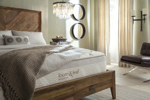 Loom & Leaf Mattress - Front View