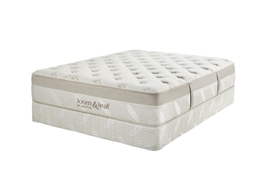 Loom & Leaf Mattress - Angle View