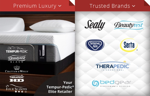 Some Top Brands We Carry
