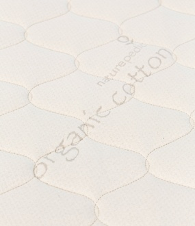Naturepedic Organic Cotton Quilt Detail