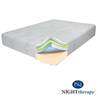 "Night Therapy 10"" Pressure Relief"