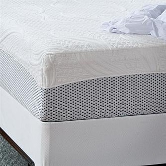 "Night Therapy 12"" Memory Foam"