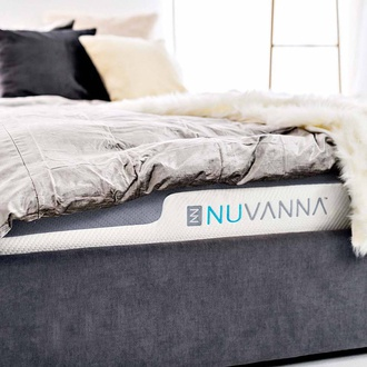 Nuvanna Mattress with sheets