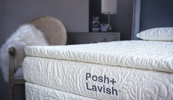 Posh + Lavish Prestige True Pillow Top