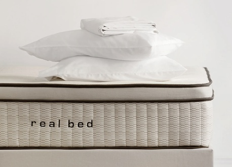 Real Bed Pillow Top