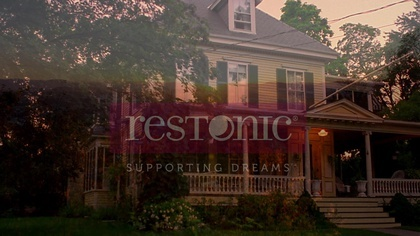Restonic Supporting Dreams