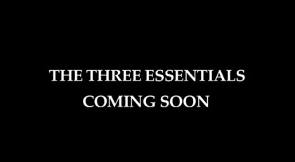 The Three Essentials Teaser