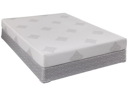 Sealy Comfort Series Gel Memory Foam Ocean Pointe