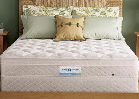 Sleep Number® c4 bed