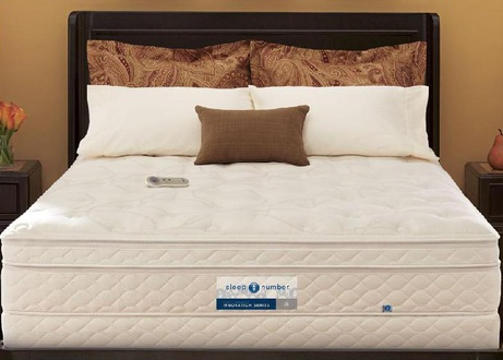 Grand King® Sleep Number Bed