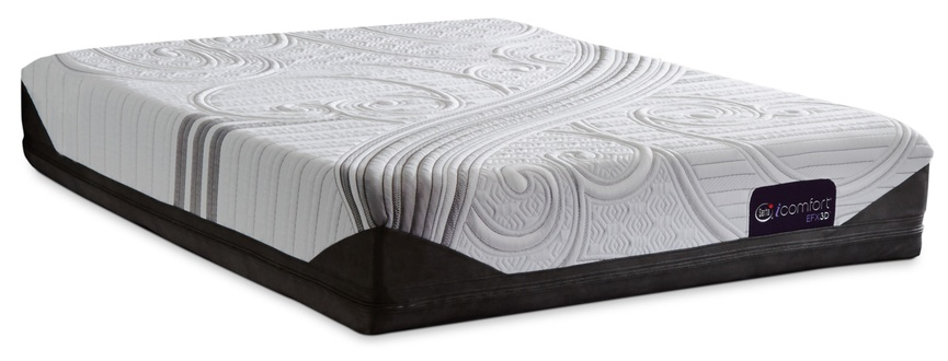 Serta Icomfort Ermano Mattress Reviews Goodbed Com