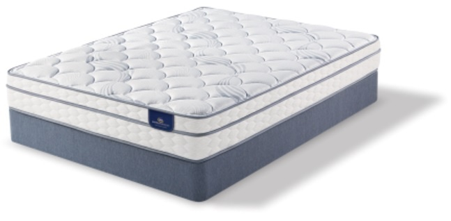 Serta Perfect Sleeper Aviano Euro Top