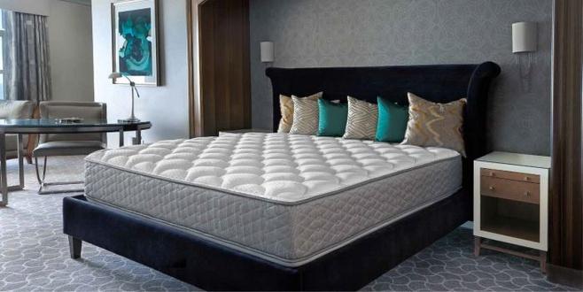 Serta Perfect Sleeper Hotel Regal Suite Ii Plush Double