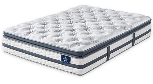 Serta Perfect Sleeper Glenmoor Luxury Hybrid Super