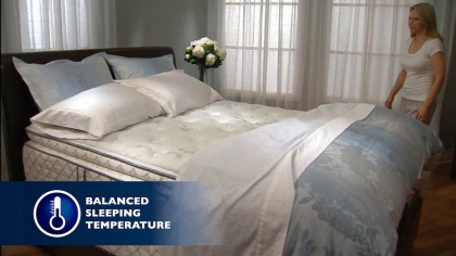 Serta Perfect Sleeper - Balanced Sleep Temperature