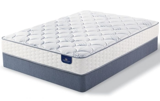Serta Perfect Sleeper Wesborough Plush