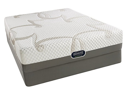 Simmons Beautyrest Memory Foam Plus Refreshing Nights Luxury Plush