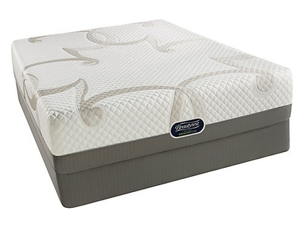 Simmons Beautyrest Memory Foam Plus Restored Comfort Ultimate Plush