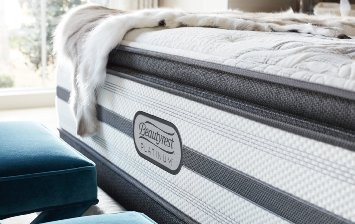 Simmons Beautyrest Platinum Montego Luxury Firm Pillowtop