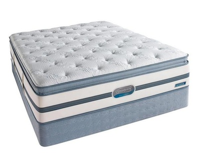 "Simmons Beautyrest Recharge 13.5"" Luxury Pillowtop"