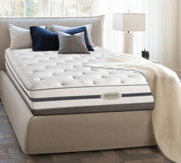 Simmons Beautyrest Recharge Classic Ashaway Plush
