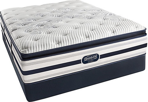 Simmons Beautyrest Recharge Classic Shakespeare Supreme Luxury Pillow Top