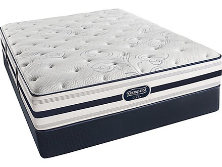 Simmons Beautyrest Recharge Lydia Manor II Luxury Firm