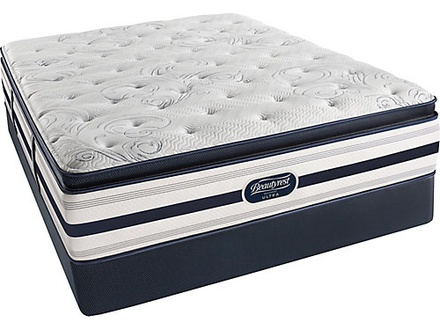 Simmons Beautyrest Recharge Lydia Manor II Luxury Firm Pillow Top