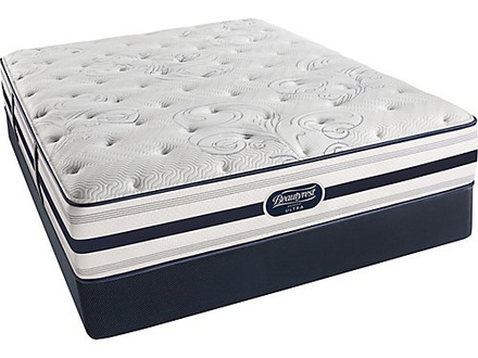 Simmons Beautyrest Recharge Lydia Manor II Plush