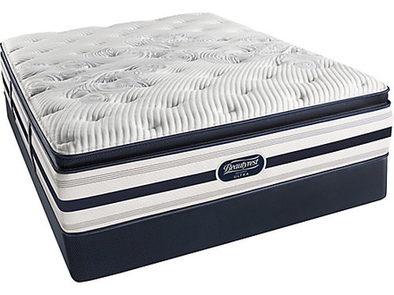 Simmons Beautyrest Recharge Lydia Manor II Plush Pillow Top