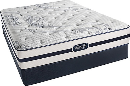 Simmons Beautyrest Recharge Shakespeare Luxury Plush