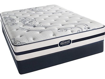 "Simmons Beautyrest Recharge Signature Select Ashaway 11"" Plush"