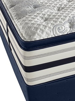 Simmons Beautyrest Recharge World Class Sweetbriar View Luxury Firm Pillowtop