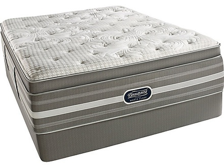 Simmons Beautyrest Recharge World Class Tillingham II Firm Pillow Top
