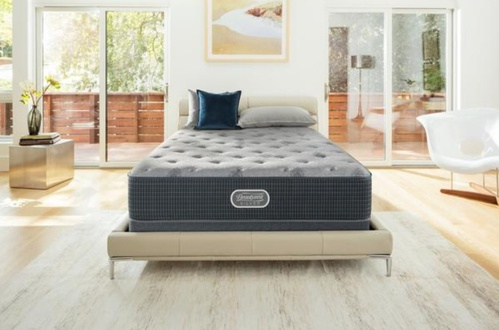 Simmons Beautyrest Silver Grays Reef Extra Firm