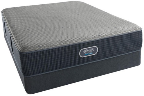 Simmons Beautyrest Silver Hybrid Palmer Island Luxury Firm