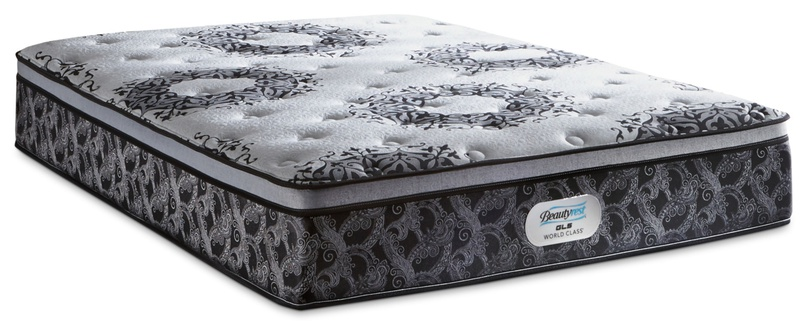 Simmons Beautyrest Gl5 World Class Axis Firm Euro Top