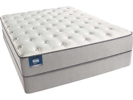 Simmons BeautySleep Solar Fest Plush