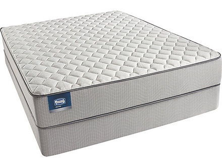 Simmons BeautySleep Sparkle Sky Firm